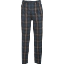 Incotex Macro Check Pants W/ Pinces found on MODAPINS from Italist for USD $453.12