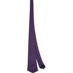 Kiton Paisley Print Tie