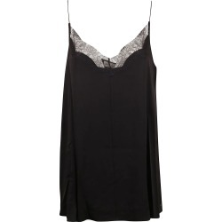 Calvin Klein Collection Top Tank Ns Lace Trim found on Bargain Bro UK from Italist