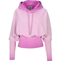 Opening Ceremony Rose Crest Cropped Hoodie found on MODAPINS from Italist for USD $329.91