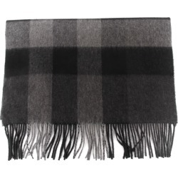 Burberry Check Print Cashmere Scarf found on Bargain Bro UK from Italist