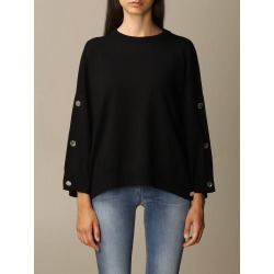 Boutique Moschino Sweater Moschino Boutique Shirt With Buttons found on MODAPINS from Italist for USD $513.50