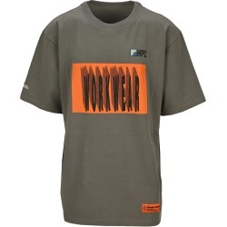 Heron Preston Worker T-shirt found on MODAPINS from Italist for USD $294.91