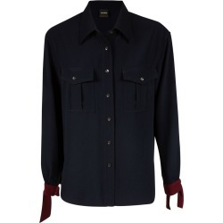 Aspesi Crepe Shirt found on MODAPINS from italist.com us for USD $221.62