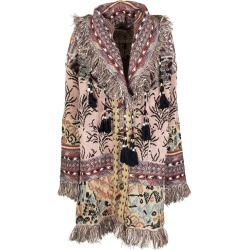 Jacquard Knitted Coat With Fringe found on Bargain Bro India from italist.com us for $1695.20