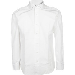 Barba Pointed Collar Shirt found on MODAPINS from Italist for USD $85.32