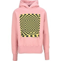 Ambush Optical Print Hoodie found on MODAPINS from Italist for USD $394.95
