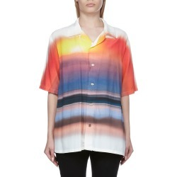Ambush Oversized Gradient Shirt found on MODAPINS from Italist for USD $529.45