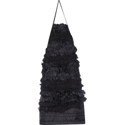 Comme Des Garçons Comme Des Garçons Ruffled Apron Top found on Bargain Bro India from italist.com us for $1258.77