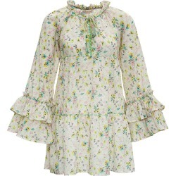 Anjuna Floral Cotton Dress found on MODAPINS from Italist for USD $467.52