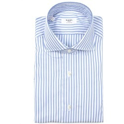 Barba Napoli White Cotton Shirt found on MODAPINS from Italist for USD $243.39
