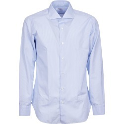 Barba Napoli Striped Shirt found on MODAPINS from Italist for USD $267.23