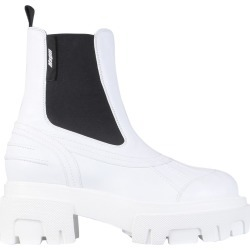 MSGM Leather Boots found on Bargain Bro UK from Italist