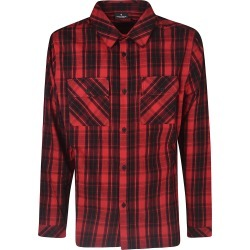Marcelo Burlon Checked Pattern Shirt found on Bargain Bro Philippines from Italist Inc. AU/ASIA-PACIFIC for $512.32