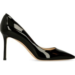 Jimmy Choo Romy 85 Patent Leather Pumps found on Bargain Bro UK from Italist