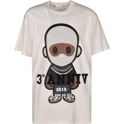 ih nom uh nit 3 Anniv Print T-shirt found on Bargain Bro Philippines from Italist Inc. AU/ASIA-PACIFIC for $264.07