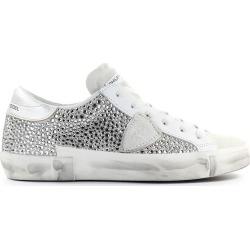 Philippe Model White Diamant Sneaker