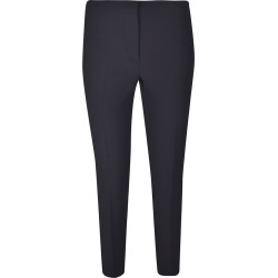 Alberto Biani Slim Fit Cropped Trousers found on MODAPINS from Italist Inc. AU/ASIA-PACIFIC for USD $387.66
