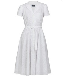 Ralph Lauren Embroidered Dress With Belt found on Bargain Bro UK from Italist