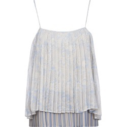 SEMICOUTURE Pleated Layered Top found on Bargain Bro UK from Italist