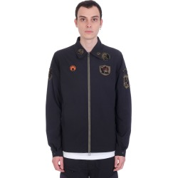Maharishi Shirt In Black Cotton found on MODAPINS from Italist for USD $563.77