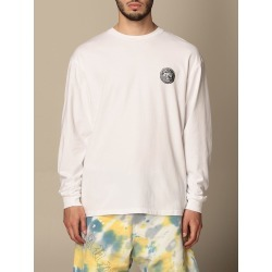 Paura Di Danilo Paura T-shirt Paura T-shirt By Danilo Paura In Cotton With Print found on MODAPINS from Italist for USD $116.08