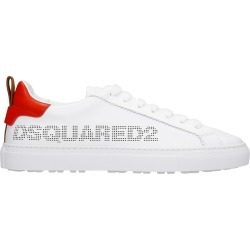 Dsquared2 San Diego Sneakers In White Leather found on Bargain Bro UK from Italist