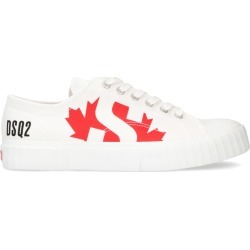 Dsquared2 Canvas Low-top Sneakers - Superga X Dsquared2 found on Bargain Bro UK from Italist