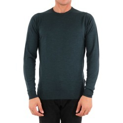 John Smedley Merino Wool Sweater Green found on MODAPINS from italist.com us for USD $235.07