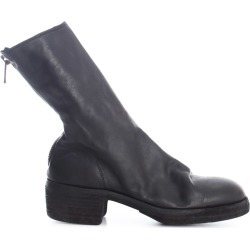 Guidi Back Zip Mid Boots Thick Sole Leather found on MODAPINS from Italist for USD $1736.31