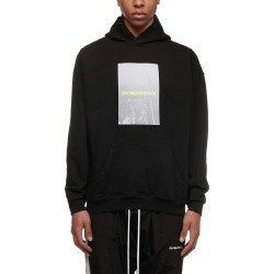 Daniel Patrick Logo Print Hoodie found on MODAPINS from Italist for USD $224.62