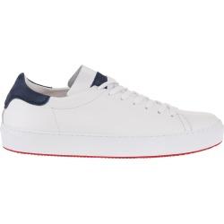 Andrea Ventura Man White And Navy Blue Giannutri Sneakers found on Bargain Bro UK from Italist
