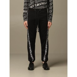 Just Cavalli Pants Just Cavalli Jogging Trousers With Logoed Bands found on MODAPINS from Italist for USD $381.51