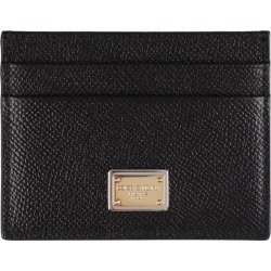 Dolce & Gabbana Leather Card Holder found on Bargain Bro UK from Italist