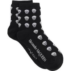 Alexander McQueen Multiskull Socks found on MODAPINS from Italist for USD $110.09