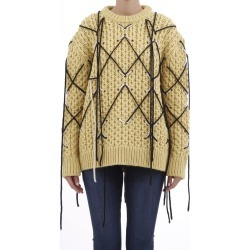 Calvin Klein Jumper In Embroidered Honeycomb found on Bargain Bro UK from Italist