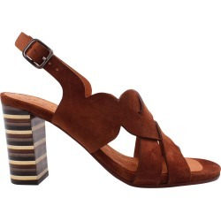 Chie Mihara Balbina Leather Sandals found on MODAPINS from italist.com us for USD $168.18