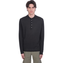 Massimo Alba Hawai T-shirt In Black Cotton found on MODAPINS from italist.com us for USD $230.60