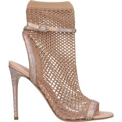 Le Silla Sandals In Powder Leather found on MODAPINS from italist.com us for USD $489.77