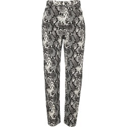 Attico Sneak Print Trousers found on MODAPINS from Italist for USD $928.42