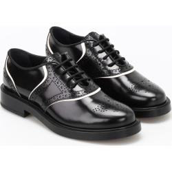 Tods Brushed Leather Oxford Brogues found on Bargain Bro Philippines from Italist Inc. AU/ASIA-PACIFIC for $421.44