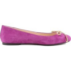 Anna Baiguera Bow Front Ballerinas found on MODAPINS from Italist Inc. AU/ASIA-PACIFIC for USD $111.17