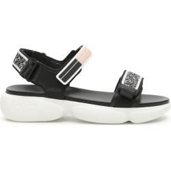 Prada Logo Cloudbust Sandals found on MODAPINS from Italist Inc. AU/ASIA-PACIFIC for USD $563.91