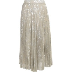 Blumarine Long Pleated Skirt found on MODAPINS from Italist for USD $1058.66