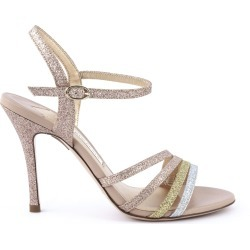 Roberto Festa Powder Pink Fortei Sandal found on Bargain Bro UK from Italist