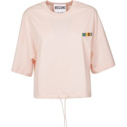Moschino Logo Applique T-shirt found on MODAPINS from Italist for USD $251.30