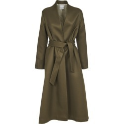 Forte Forte Green Long Coat found on MODAPINS from italist.com us for USD $548.56