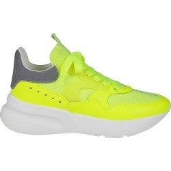 Alexander McQueen Fluo Yellow Sneakers found on MODAPINS from Italist for USD $486.52