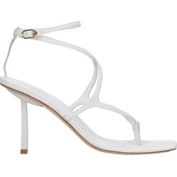 Le Silla Sandals In White Leather found on MODAPINS from Italist for USD $507.75