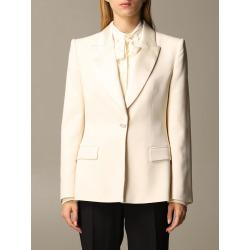 Alberta Ferretti Blazer Alberta Ferretti Tuxedo Jacket In Viscose Blend found on MODAPINS from Italist for USD $1318.42